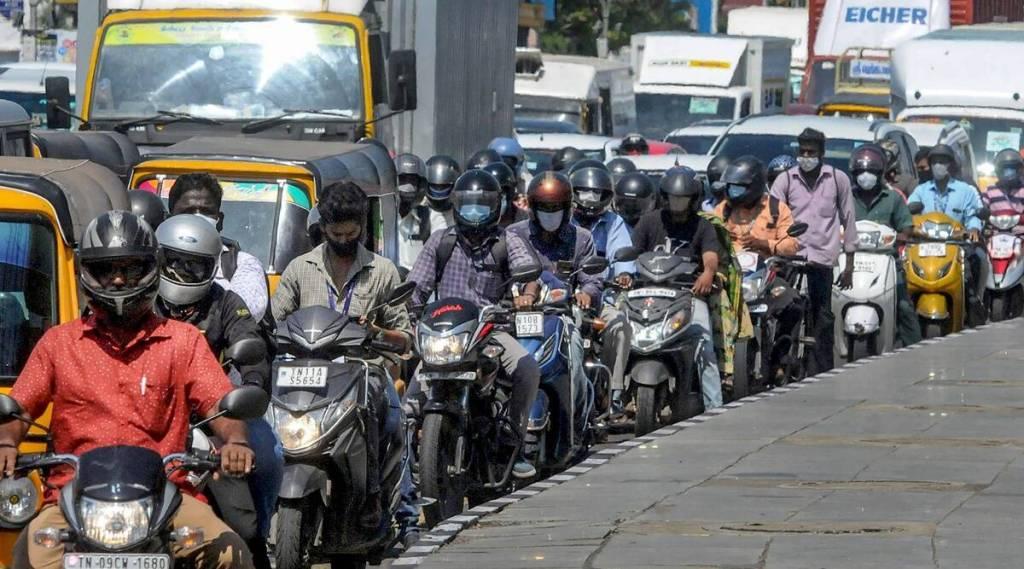 chennai metro, traffic diversion