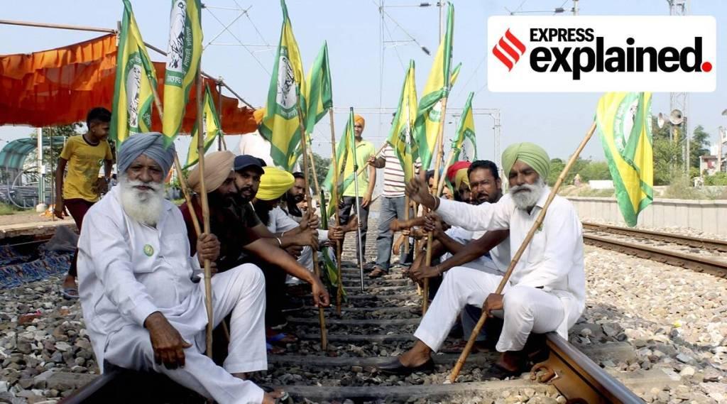 Farmers protest Bharat Bandh agitation Tamil News