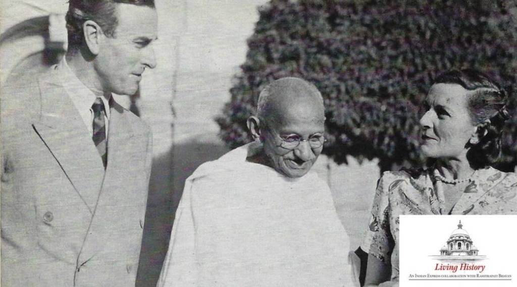 Mahatma Gandhi, Lord Mountbatten, மகாத்மா காந்தி, இந்தியா, பிரிவினை, மவுண்ட்பேட்டன் பிரபு, India, Partition, History of India