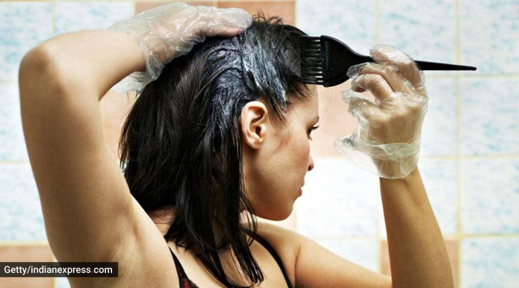 Colour your hair at home myths and facts hair care Tamil News