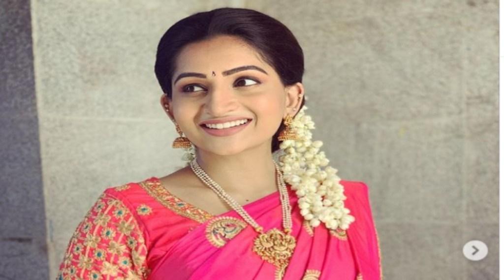 TV Actress Nakshathra Nagesh Latest Photoshoot Photos