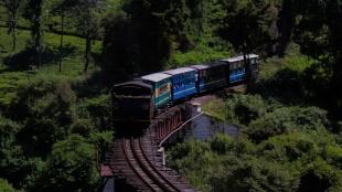 Nilgiri Mountain Rail, Nilgiri Toy train