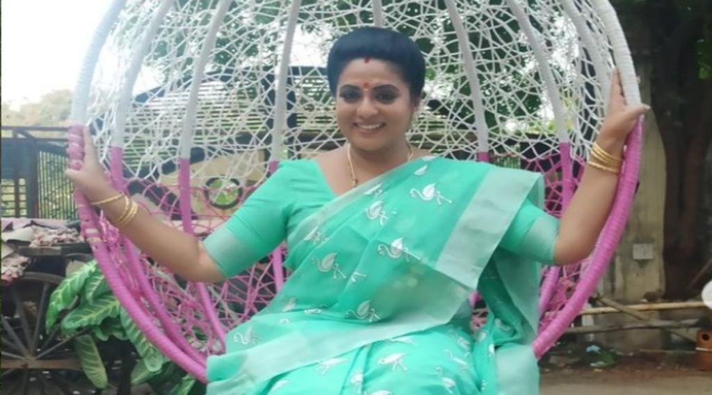 Vijay Tv Bharathi Kannamma Serial actress Viral Video Tamil News