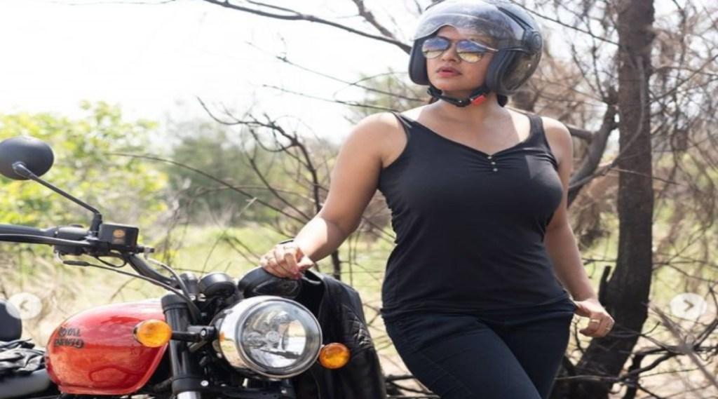 Naam Iruvar Namaku Iruvar Serial Actress Rachitha Mahalakshmi Fitness