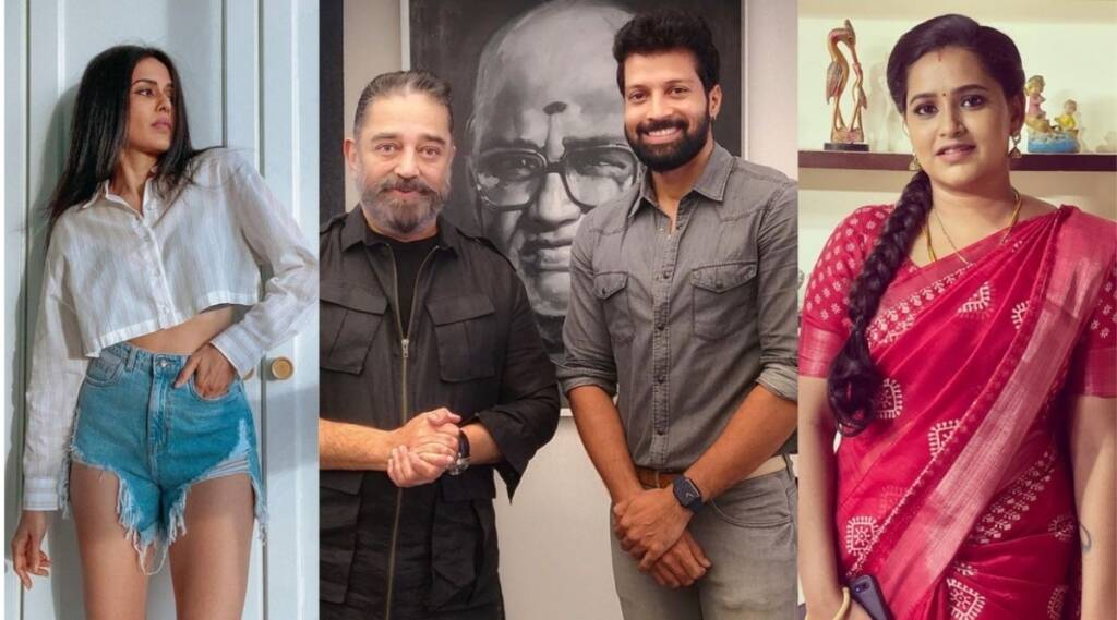 Bigg Boss 5 Tamil Confirmed Contestants Tamil News