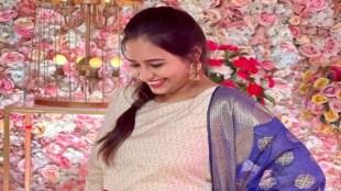 Serial Actress Vanitha Hariharan announced her Pregnancy Tamil News