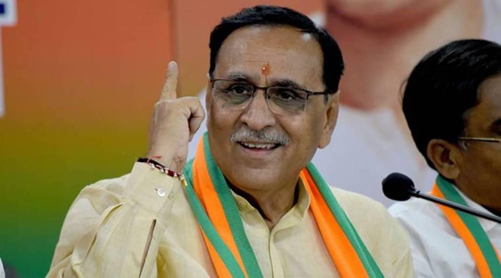 Gujarat CM Vijay Rupani resigns