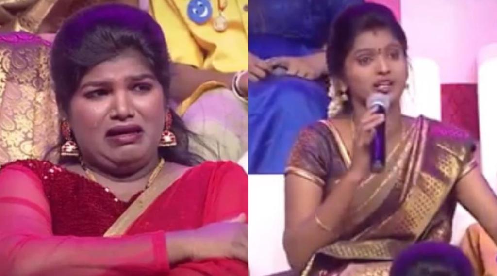 vijay TV, Star kids promo, star kids programme, star kids, aranthangi Nisha, Super singer Rajalakshmi, விஜய் டிவி, ஸ்டார் கிட்ஸ், அறந்தாங்கி நிஷா, ராஜலட்சுமி, நெட்டிசன்கள் விமர்சனம், ஸ்டார் கிட்ஸ் புரொமோ, Erode Mahesh, vijay TV programme, Star kids, Netizens criticise aranthangi Nisha and Rajalakshmi