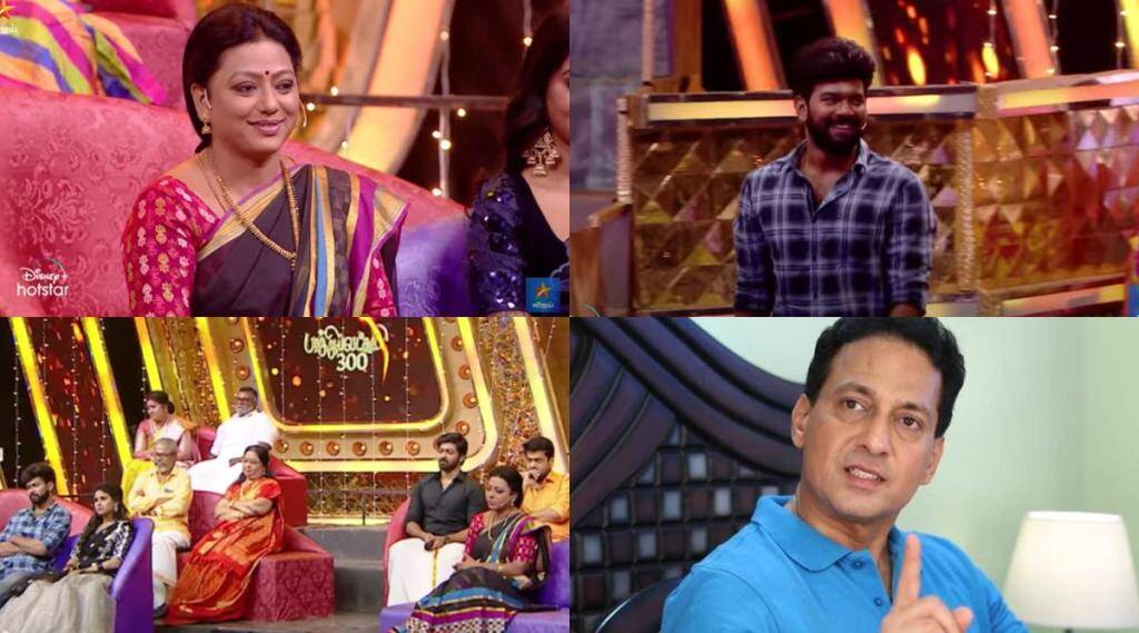 Baakiyalakshmi 300 Special show, Vinayagar Chaturthi Special show, where is Gopi fans questions, விஜய் டிவி, பாக்கியலட்சுமி 300, விநாயகர் சதுர்த்தி சிறப்பு நிகழ்ச்சி, கோபி எங்கே, கேஎஸ் சுசித்ரா ஷெட்டி, சதீஷ் குமார், Baakiyalakshmi serial 300, vijay tv, ks suchitra shetty, bakya, gopi, sathish kumar, vj vishal, vijay tv baakiyalakshmi serial