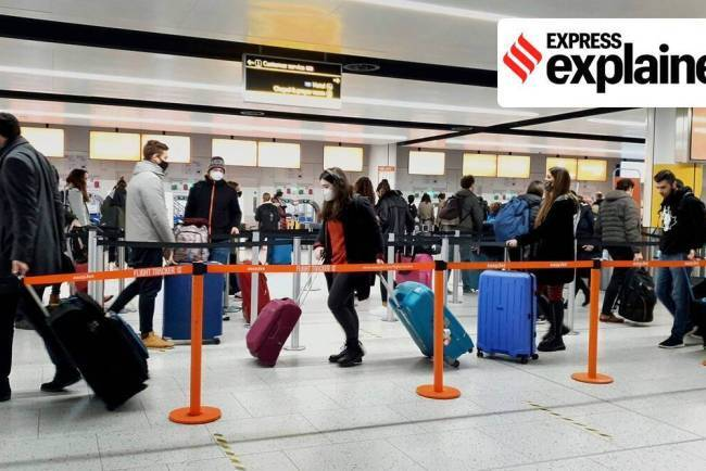 What UK new Covid19 travel rules mean for a flyer from India Tamil News