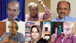 Bapasi announced Muthamizharinjar Dr kalaignar porkizhi award, Muthamizharinjar Dr kalaignar porkizhi awards to writers, எழுத்தாளர்களுக்கு கலைஞர் பொற்கிழி விருது, எஸ் ராமகிருஷ்ணன், இராசேந்திர சோழன், கவிஞர் அபி, வெளி ரங்கராஜன், பபாசி அறிவிப்பு, Bapasi, S Ramakrishnan, Rajendra Cholan, poet Abi, Veli Rangarajan, tamil literature, kalaignar award to writers