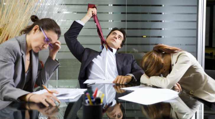 How to handle Angry boss at Office Relationship Tamil News