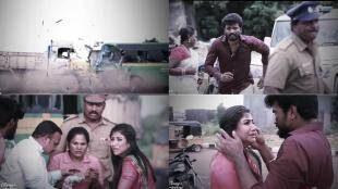 Raja Rani 2 Serial, vijay TV Raja Rani 2 Serial latest promo, ராஜா ராணி 2 சீரியல், எங்கேயும் எப்போதும், விஜய் டிவி, ராஜா ராணி 2 சீரியல் லேட்டஸ்ட் புரமோ, Raja Rani 2, Raja Rani 2 Serial promo like Engeyum Eppothum movie scene, Vijay TV, Engeyum Eppothum movie, Engeyum Eppothum
