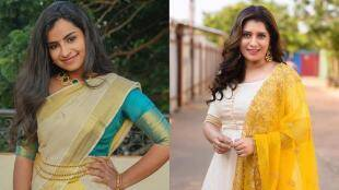 Sivaangi gets promotions as Anchor of Super Singer, vijy tv, ஷிவாங்கி, சூப்பர் சிங்கர், விஜய் டிவி, பிரியங்கா, பிக் பாஸ், பிக் பாஸ் சீசன் 5, vijay tv super singer, sivaangi, cook with comali, What happens to Priyangka, bigg boss 5, bigg boss season 5, tamil tv programme