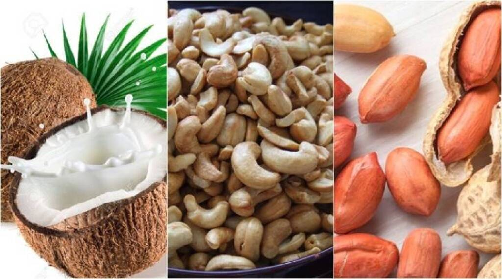 Health tips in tamil: myths around coconuts, cashews and peanuts