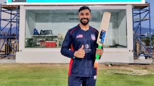 Cricket Viral news in tamil: usa cricketer Jaskaran Malhotra hit 6 sixes in an over