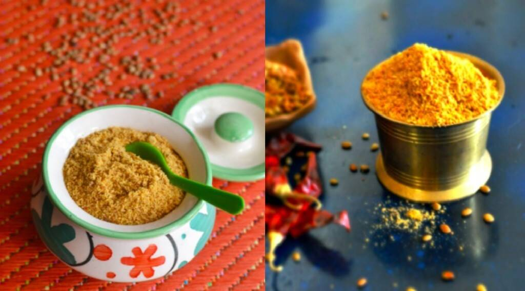 weight loss foods in tamil: steps to make Horsegram powder in tamil