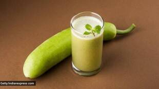 Healthy drinks in tamil: Start your day with this healthy and energising green juice