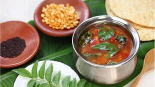 Rasam to Fight Covid: Tamarind and Garlic Rasam in tamil