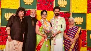 Vijay tv Tamil News: super singer malavika rajhesh vaidhya engagement viral pics