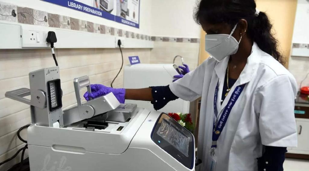 Tamil Nadu news in tamil: cm stalin opened New lab to help track SARS-CoV-2 variants