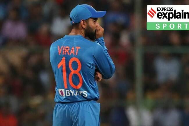 Cricket Tamil News: quitting IPL captaincy How would have lightened Kohli's work load