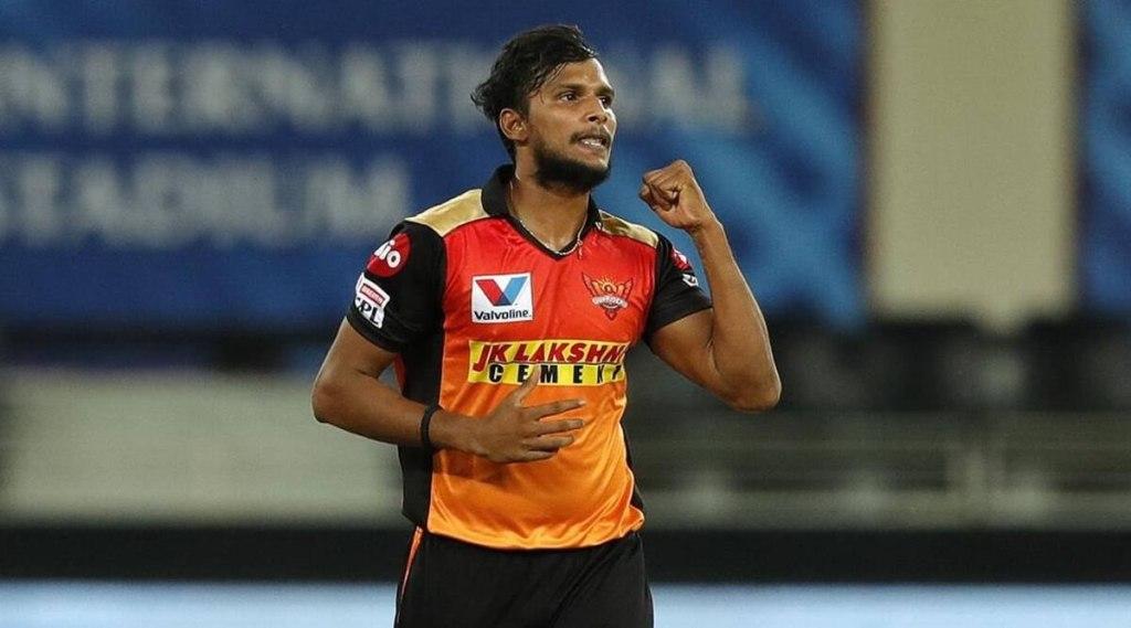 IPL 2021 Tamil News: Natarajan tests positive for COVID-19 ahead of DC-SRH match