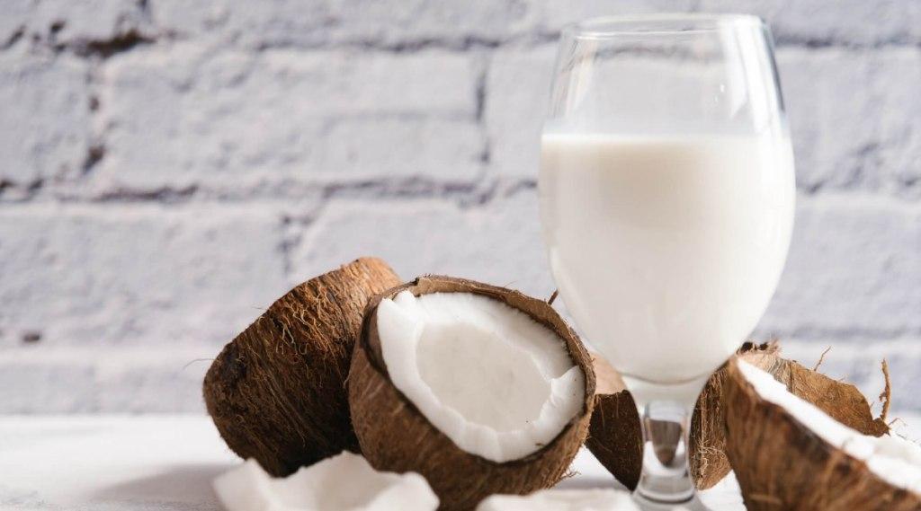 Immunity boosting drinks in tamil: 4-Ingredient for Coconut milk Drink in tamil