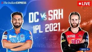 IPL 2021 Tamil News: DC vs SRH Live score updates and match Highlights