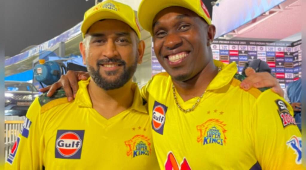 Ipl Tamil News: MS Dhoni about Dwayne Bravo on fight with 'brother'