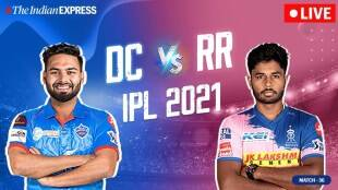 DC vs RR match highlights in tamil: Delhi vs Rajasthan Live Score Updates and match highlights