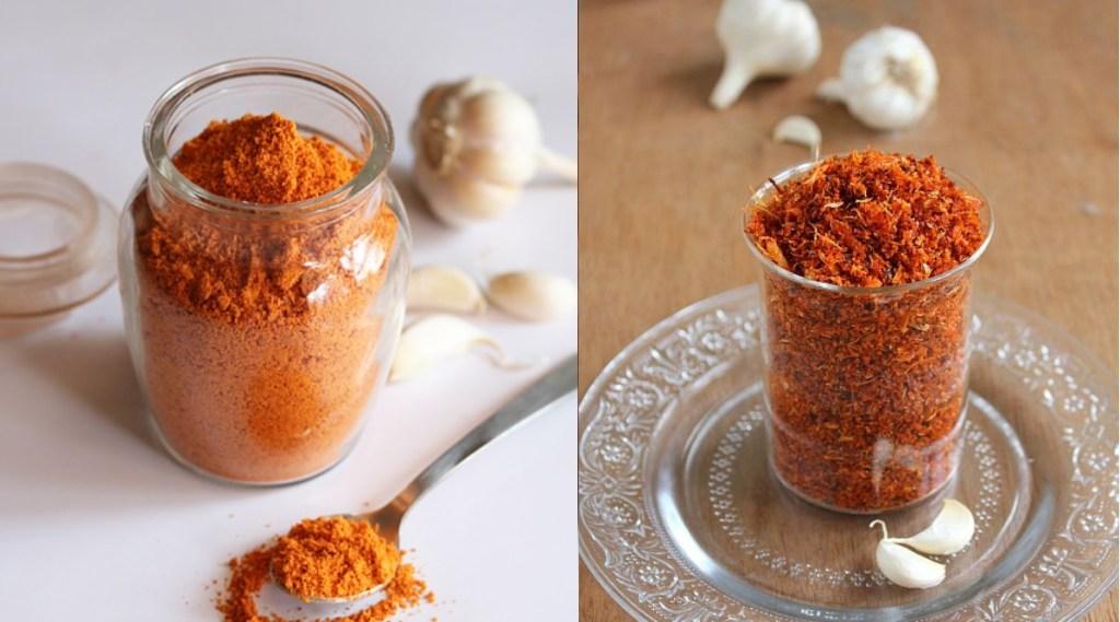 Garlic podi in tamil: simple steps to make garlic idli podi in tamil