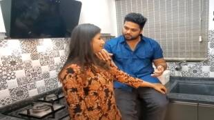 Alya Manasa Sanjiev Kitchen Tour Viral Video Tamil News