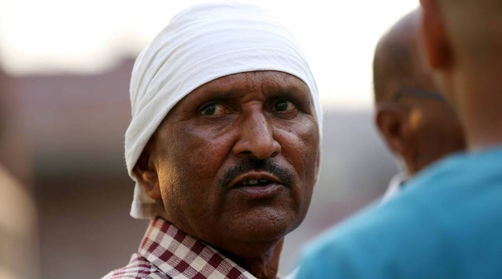 Lakhimpur Kheri violence journalist raman kashyap