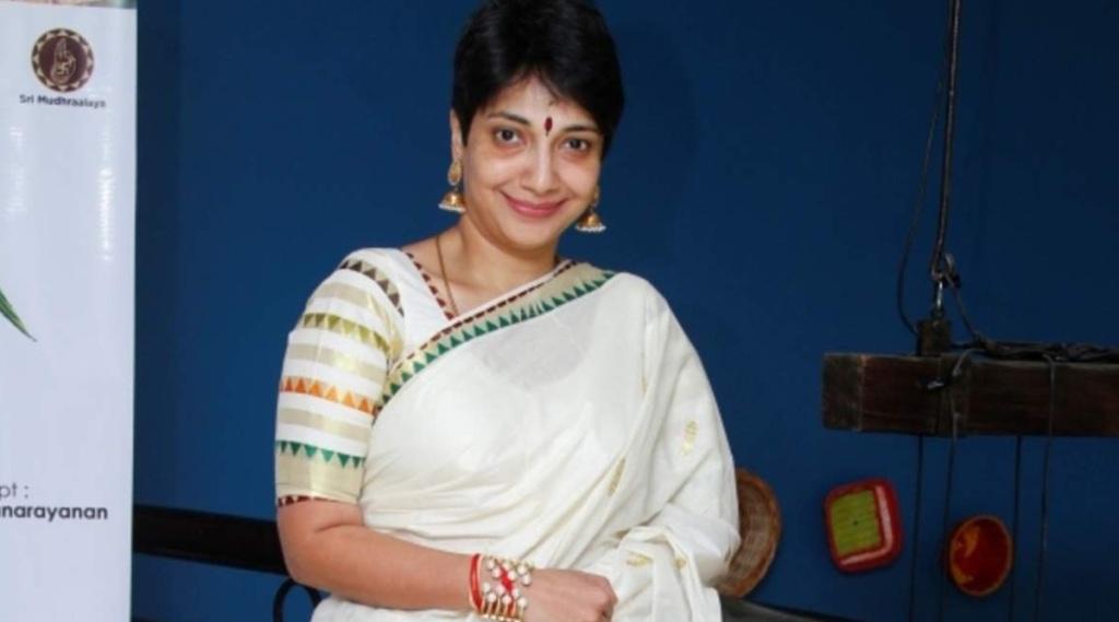 Chennai city Tamil News: BJP's Madhuvanti Chennai house sealed by finance company