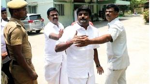 Vijaya baskar, C vijaya baskar, raid, vigilance department raid, IT raid