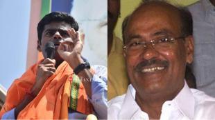 Cashew nut factory labour murder case, DMK MP Ramesh, BJP and PMK cadres fight in social media, திமுக எம்பி ரமேஷ் கைது, இணையத்தில் பாஜக பாமக இடையே சண்டை, PMK, BJP, social media
