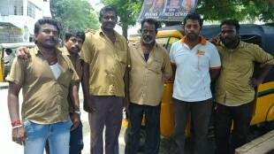 Chennai auto drivers, ola auto, drivers