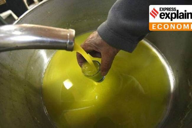 Cooking oil, sunflower oil, soybean oil, palm oil