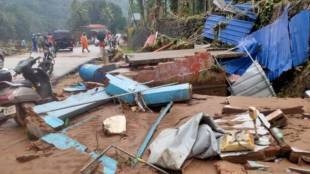 Kerala landslide, kerala Locals displaced, death toll rises to 18, கேரளாவில் நிலச்சரிவு, பலி எண்ணிக்கை 18 ஆக உயர்வு, பினராயி விஜயன், pinarayi vijayan, kerala, kerala rain