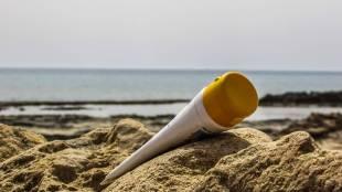 Sunscreen zinc oxide effects skin study Tamil News