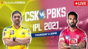 CSK vs PBKS live match in Tamil: CSK vs PBKSLive Cricket Match Score Online Updates tamil