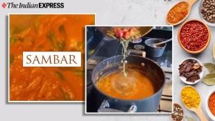 sambar recipe in tamil: how make sambar in pressure cooker tamil