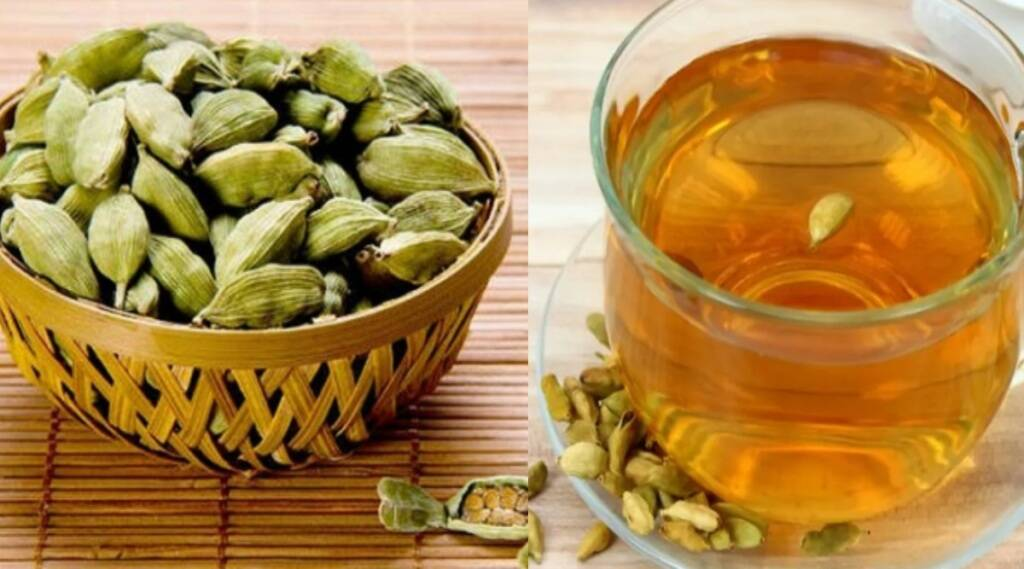 Cardamon benefits in tamil: cardamom with warm water at night tamil