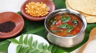 Rasam recipe in tamil: paruppu rasam in tamil