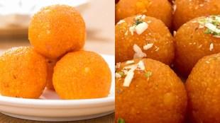 laddu recipe in tamil: laddu preparing without frying boondi tamil
