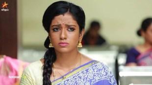 Tamil serial News: reason behind actress roshni haripriyan quit bharathi kannamma