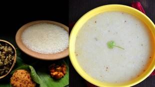 Tamil Health tips: benefits of rice kanji in tamil