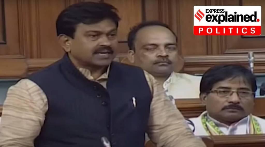 Ajay Mishra, Union MoS , Lakhimpur Kheri incident