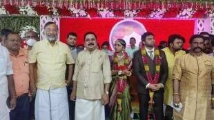 OPS brother attended TTV Dhinakaran's family function